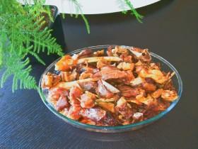 新文美食  红焖羊骨汤