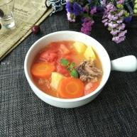 西红柿牛骨汤