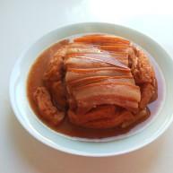 新文美食  炸豆腐 豆腐乳扣肉