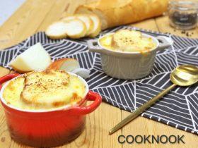 焗烤法式洋葱汤