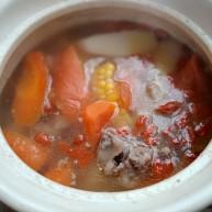 雜排三色湯