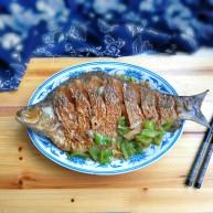 泡椒烧鳊鱼