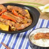 红烧排骨炖土豆—这样炖的排骨我能吃一锅