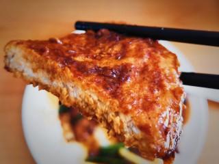 葱烧大排,汁多肉嫩,十分美味!