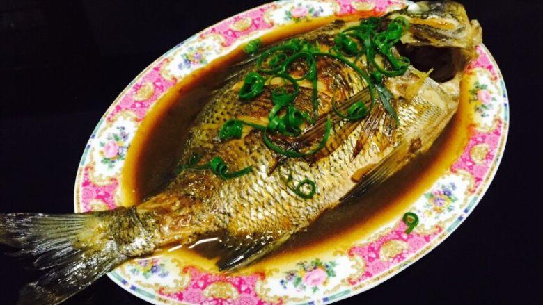 美味家烧+红烧鱼