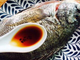 美味家烧+红烧鱼,1勺蒸鱼豉油