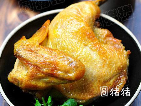 皮香肉嫩——简易版盐锔鸡