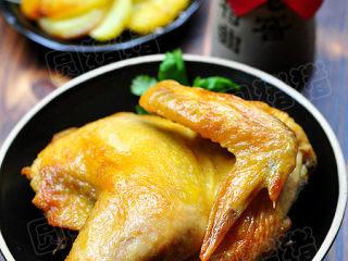 皮香肉嫩——简易版盐锔鸡,成品