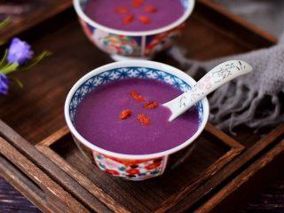 紫薯糊,图四