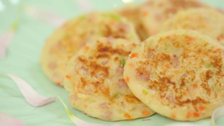 土豆泥小饼12m+