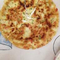 中式披萨饼