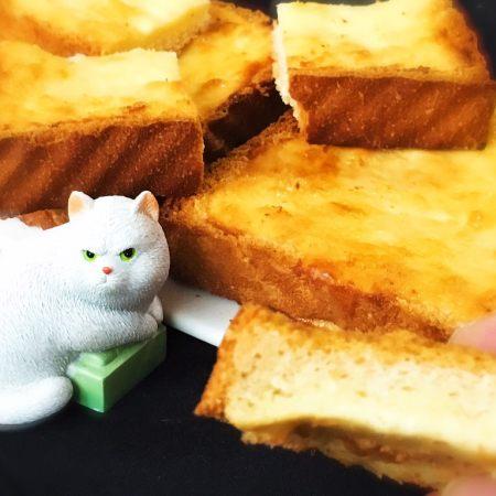 快速早餐吐司片-芝士味