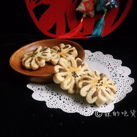 中式菊花酥