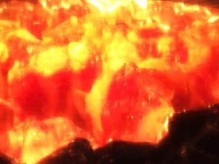 香烤排骨,165度烤约30分钟