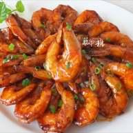 年夜饭之油焖大虾