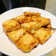 特制番茄酱煎豆腐
