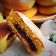喜饼-南瓜豆沙味