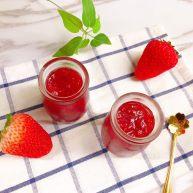 酸甜好吃的草莓酱