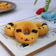 烘焙小白必做~萌狗甜甜圈