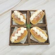 椰蓉奶油面包