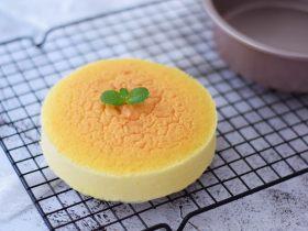 酸奶蛋糕(黄油版)