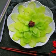 莴笋水晶花