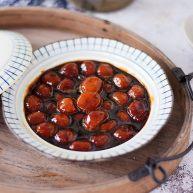 红糖姜汁丸子