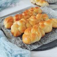 砂糖麻花面包