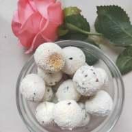 宝宝辅食----超级简单又好吃的酸奶球