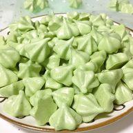 宝宝辅食系列~菠菜溶豆