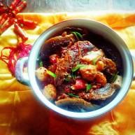 #年年有鱼#    团圆盆菜