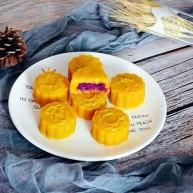 紫薯南瓜糯米糕