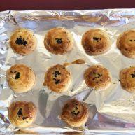 海苔末小酥饼
