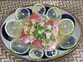 泰式柠檬鱼