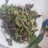 芸豆的新炒法~超级简单下饭的芸豆炒牛肉丝