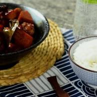冬笋烧肉—质嫩味鲜,清脆爽口的冬笋烧肉