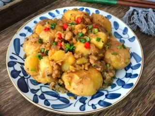 乡村小土豆