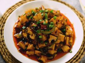 酸辣藕丁—春节后的开胃小菜