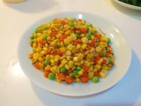 松仁玉米  新文美食