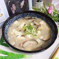 菌菇豆腐羹