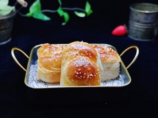松软老式小面包