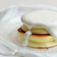 老酸奶舒芙蕾松饼