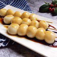 日式酱油团子