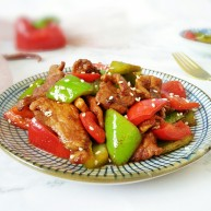 #猪年#辣椒炒肉