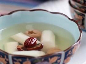 桂圆山药红枣汤,给姐们的养颜汤~能补气血哦
