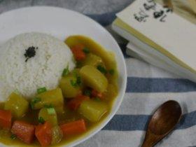 咖喱土豆的做法,大人小孩都抢着吃,超好吃简单的做法