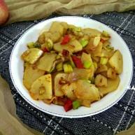 麻辣土豆片