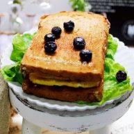 早餐三明治