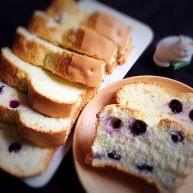 藍莓玉枕蛋糕