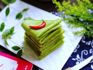 美味韭菜饼